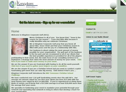 Kingdom Corporate Golf