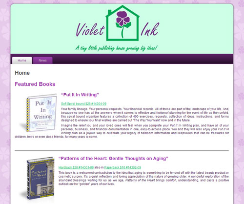 Violet Ink Books