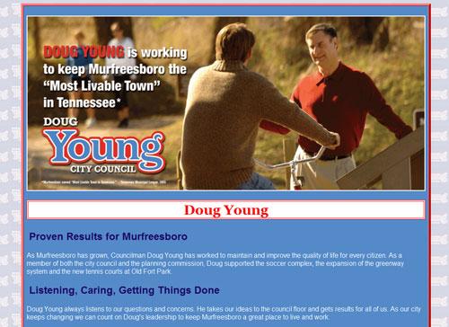 votedougyoung_com