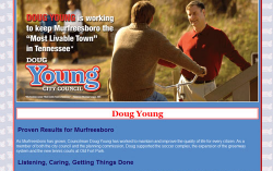 Vote Doug Young